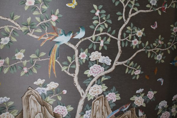 Murals Silk wallpaper